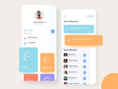 Mobile application - Task Management App