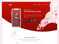 Personal Guide App For Fifa Worldcup 2018 Exploration