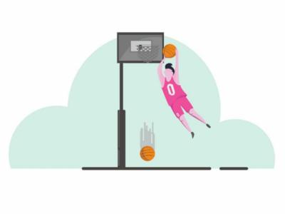 Basketball #4b
