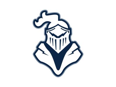 Knight mascot logo mascot knight lancer wip logo