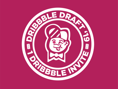 One Dribbble Draft Invite Available