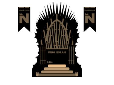 King Nolan first of his name