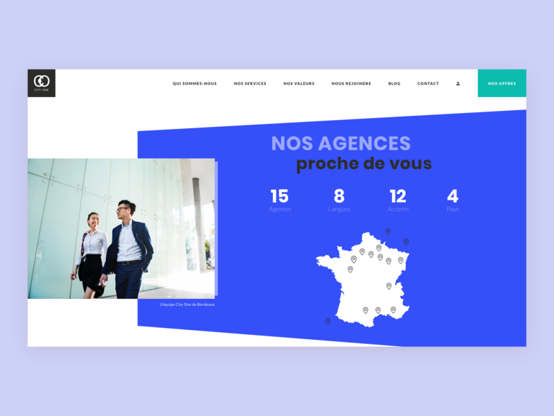 webdesign for agencies' locations