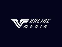 """Logo Design for """"VF Online Media"""""""