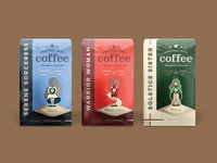 Central City Coffee Bags