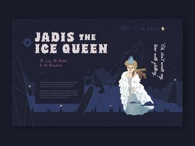 Vile Villainess - Jadis the White Witch Bio