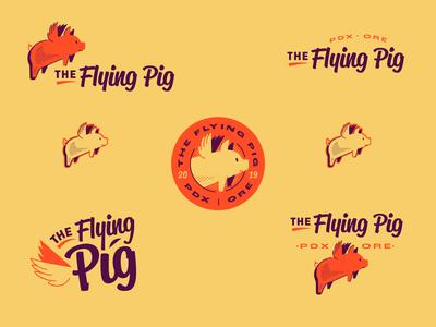The Flying Pig - Brand Family