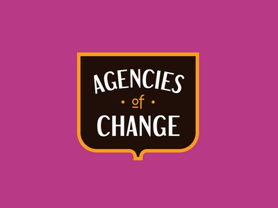 Agencies of Change Logo