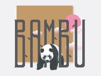Bambu TypeFace Design