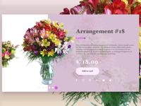 Daily UI #012 E-Commerce (20mins)