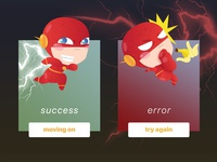 THE FLASH MESSAGE