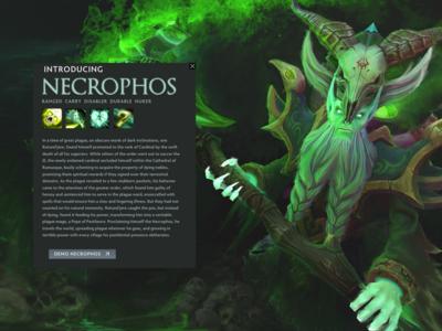 Dota 2 Necrophos