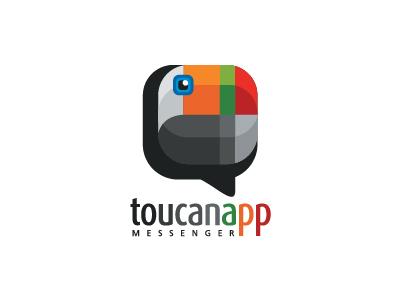 Toucan App Messenger Logo