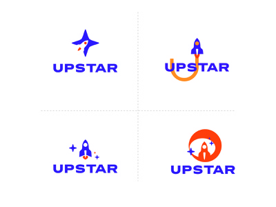 Upstar Sketches logo