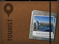 Interface design for JiTT - Just in Time Tourist