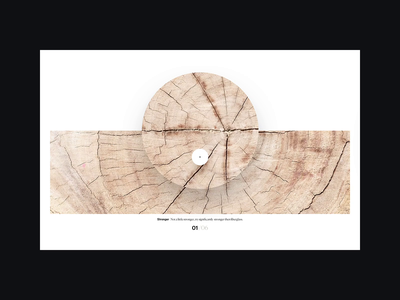 Side Scroll wood speed boat 3d branding design ui ux web materials scroll vela