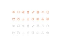 ViewFlux Icons