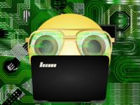 Computer Programmer - Hello World Smiley