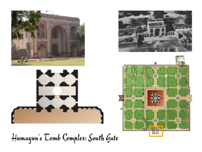 Humayun's Tomb Complex: South Gate