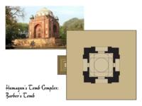 Humayun's Tomb Complex: Barber's Tomb