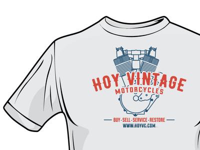 Hoy Vintage Cycle