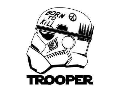 Full-Metal Jacket Trooper