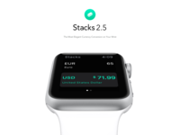 Stacks for Apple Watch
