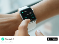 Stacks for Apple Watch - Glance
