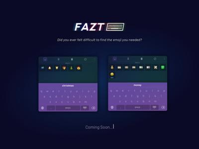 Fazt Keyboard | Search