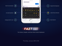 Fazt Keyboard | Features