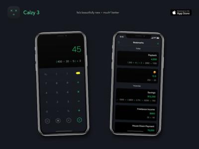 Calzy 3 - The Smart Calculator