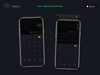 Calzy 3 - Advanced Scientific Mode