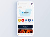 Progressive Web App Store (PWAS)