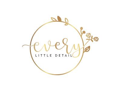 Every Little Detail ( Approve Logo Design) branding ai vector ai photoshop effect logo illustration photoshop vector vector
