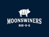 Moonswiners Logo Concept
