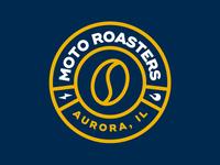 Moto Roasters Logo