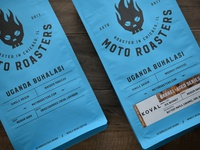 Motoroasters Coffee Bag