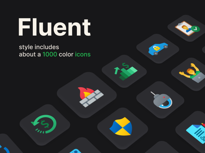 Fluent Security Icons hand money security app security bussines fire shield flat aftereffects animated motion icon set web ux ui design vector illustrator