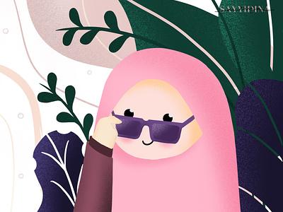 2-sunnyday illustration design