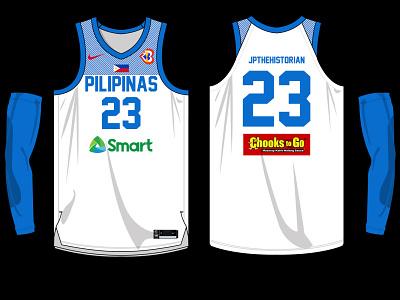 Gilas Pilipinas Jersey - 2023 FIBA World Cup basketball jersey sports branding jersey design