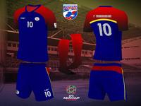 Philippines National Football Team Kit