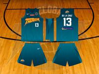 Tacloban Thunder Basketball Jersey