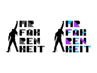 Mr. Fahrenheit (Concept Logo 2)