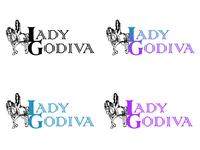 Lady Godiva (Concept Logo 2)
