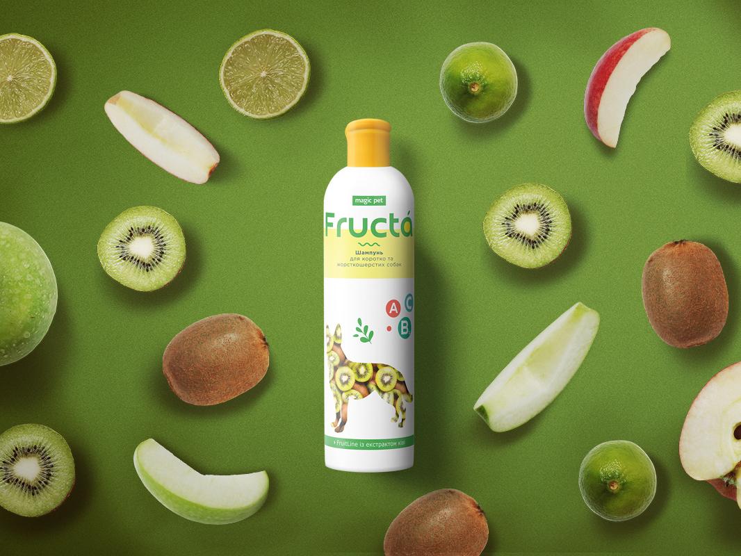 Cosmetic Bottles Fruit Design