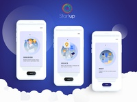 infographics design for app