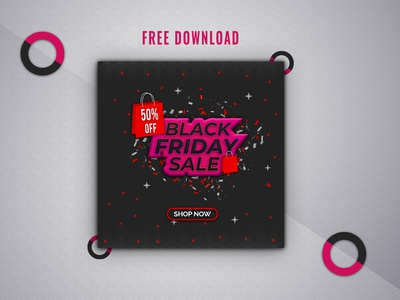 Black Friday sales Templates