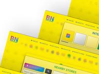 BN (desktop) - UX/UI Project, May 18'