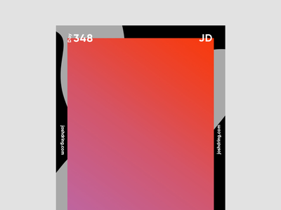 Day 348 - Magic Mirror contemporary minimal design colour graphic daily designer illustration ux logo mobile website type poster poster collection 365 days poster poster challenge poster design