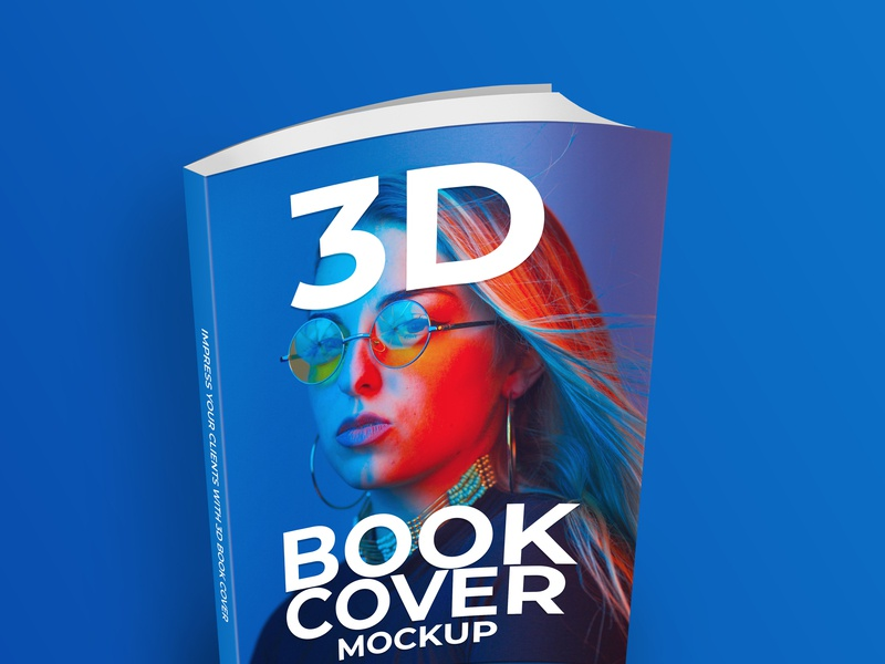 3d Book Cover Mockup Free Psd Download download mockups graphicdesgn freebies graphicdesign design